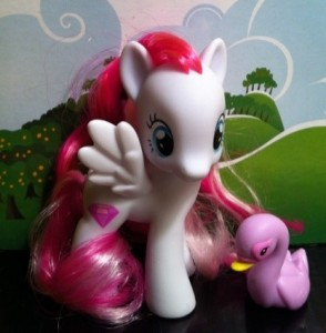 My Little Pony Diamond Rose Toy Friendship is Magic 2012 Hasbro
