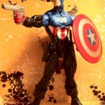 Bucky Captain America Marvel Legends Series 2 2012 Hasbro