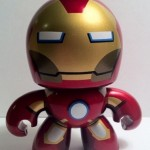 Iron Man The Avengers Movie Mini Muggs Action Figure 2012 Hasbro