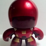 Avengers Iron Man Movie Mini Muggs Action Figure 2012 Hasbro