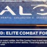 Box Back Description Halo Mega Bloks Flood Drop Pod Elite Combat Form Set 96929