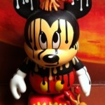 Mega Bloks Flood Infection Forms Attack Mickey Mouse