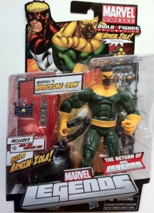 Packaged Thunderball of the Wrecking Crew Marvel Legends 2012 Series 2 Action Figure