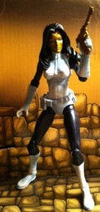 Marvel Legends Madame Masque 2012 Series 2 Action Figure