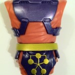 Arnim Zola Torso Build-A-Figure Piece from Marvel Legends Madame Masque 2012 Series 2 Action Figure