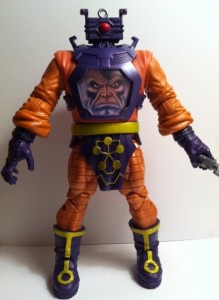Arnim Zola Marvel Legends Build-A-Figure Series 2 2012 Action Figure