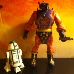 R4-M9 and Marvel Legends Arnim Zola Build-A-Figure