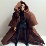 Front Cloaked Vintage Collection Luke Skywalker Lightsaber Construction VC87 Deleted Scenes Action Figure