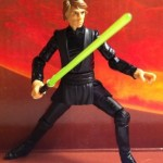 Star Wars Vintage Collection Luke Skywalker Lightsaber Construction VC87 Deleted Scenes Action Figure with Lightsaber