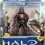 Packaged Dutch ODST from Halo Anniversary Series 1 McFarlane Toys