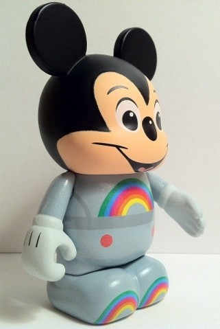 Toy Review Vinylmation Park 8 Combo Topper Future World
