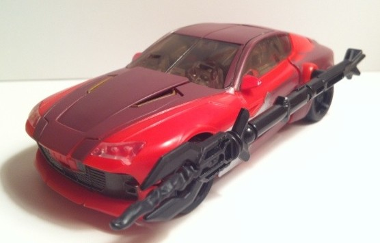 Transformers Prime Knock Out Vehicle Attack Mode Toy 2012