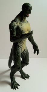 Lizard Amazing Spider-Man Action Figure Movie Side 2012 Hasbro
