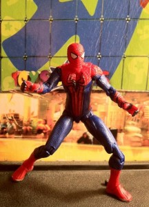Ultra-Poseable Spider-Man Movie Figure The Amazing Spider-Man
