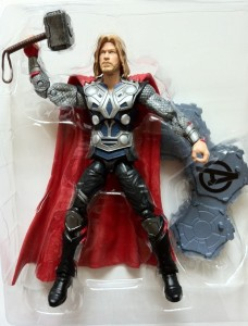 "In Bubble Thor 6"" Figure Avengers Movie Studio Series"