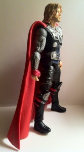 "Side of Avengers 6"" Thor Studio Series Movie Action Figure Hasbro 2012"