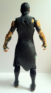 "Back of Loki Avengers 6"" Studio Series Action Figure 2012 Hasbro"