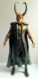 "Front of Loki Avengers 6"" Studio Series Action Figure 2012 Hasbro"