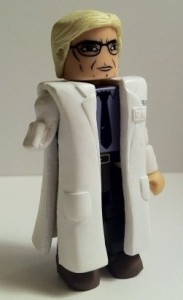 Amazing Spider-Man Minimates Side of Dr. Curt Connors Figure 2012