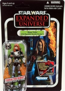 Shae Vizla VC101 Vintage Collection Figure Packaged 2012 Hasbro Star Wars