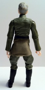Grand Moff Tarkin VC98 Back Star Wars Vintage Collection 2012 Hasbro