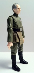 Vintage Tarkin Action Figure Side Star Wars 2012 Hasbro VC98
