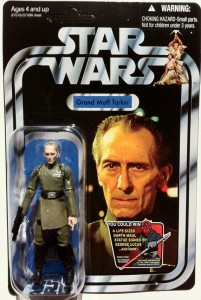 Packaged Vintage Collection Grand Moff Tarkin VC98 2012 Hasbro Star Wars