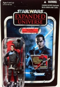 Star Wars Vintage Collection Starkiller Packaged VC100 Hasbro 2012