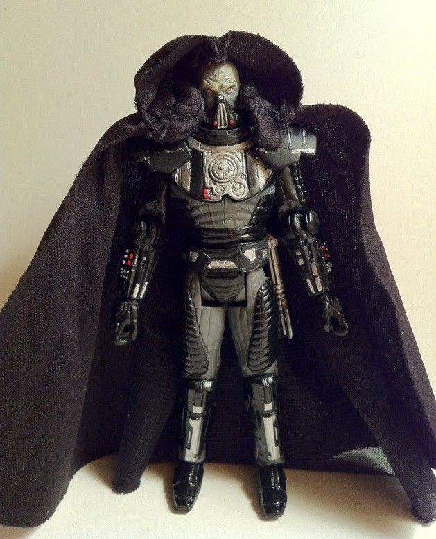 VC96 Darth Malgus Action Figure Cloaked Vintage Collection Star Wars 2012
