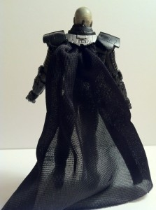 Darth Malgus Vintage Collection Back and Cape of Action Figure