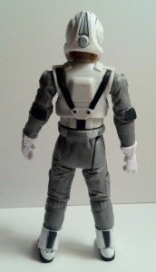 Oddball VC97 Vintage Collection Action Figure Back