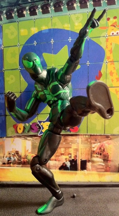 Marvel Legends Series 2 Big-Time Spider-Man Action Figure 2012 Hasbro
