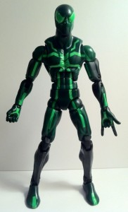 Marvel Legends Spider-Man Big-Time Figure Front