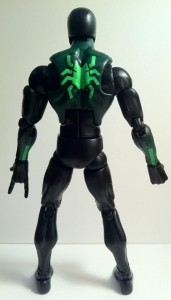 Marvel Legends Spider-Man Big-Time Figure Back