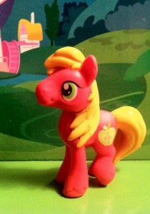 Big Macintosh My Little Pony Blind Bags Series 2 Figure 2012 Hasbro