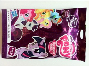 My Little Pony Blind Bags Series 2 Purple Bag 2012