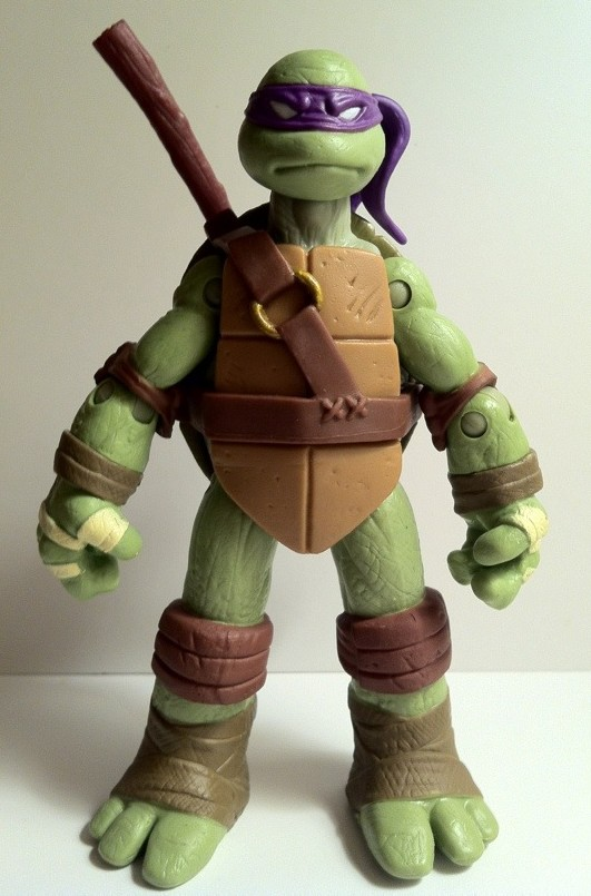 Teenage mutant ninja turtles nickelodeon donatello toy - photo#5