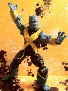 Marvel Universe Astonishing X-Men Beast Figure Ready for Action!