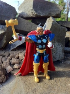 Marvel Universe Beta Ray Bill Action Figure Series 18