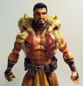 Kraven Marvel Universe Action Figure Close-Up 2012 Hasbro Toys