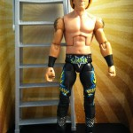 WWE Elite 16 Heath Slater Figure and MITB Ladder Mattel 2012
