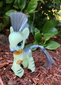 My Little Pony Zecora Toy Review Hasbro 2012