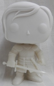 Funko Brienne of Tarth Game of Thrones POP! Vinyl Figure Prototype