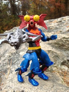 MOTU Classics Mantenna Figure Review
