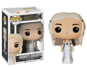 Funko Game of Thrones Daenerys Wedding Dress Pop! Vinyl Figure