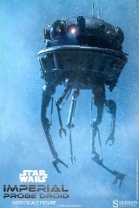 Sideshow Imperial Probe Droid Sixth Scale Figure 2014