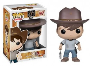 Funko POP Vinyls Walking Dead Carl Series 4 Figure
