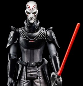 Star Wars 2014 Inquisitor Action Figure Star Wars Rebels