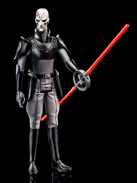 Star Wars Rebels Inquisitor Figure