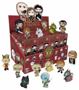 Funko Game of Thrones Mystery Minis Series 1 CaseFunko Game of Thrones Mystery Minis Series 1 Case